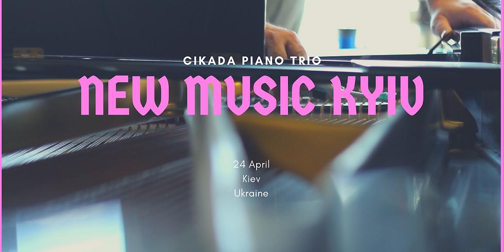 CANCELLED - New Music Kyvi