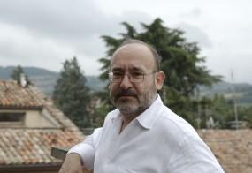 Salvatore Sciarrino in portrait