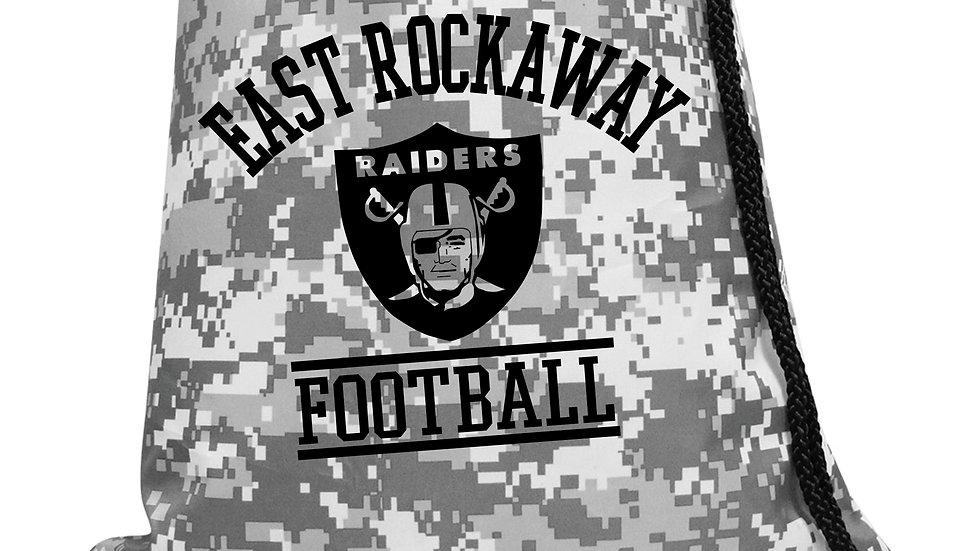 EAST ROCKAWAY FOOTBALL DRAWSTRING BAG