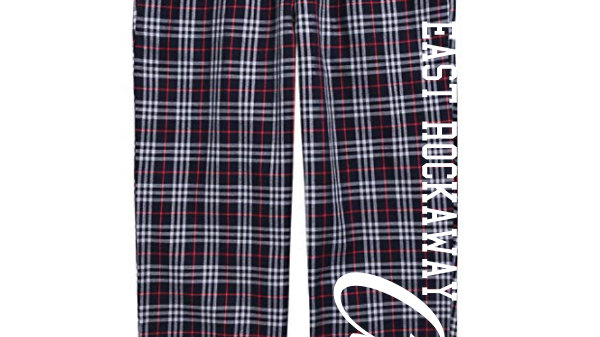 PLAID RAIDERS CHEERLEADERS COTTON LOUNGE PANTS