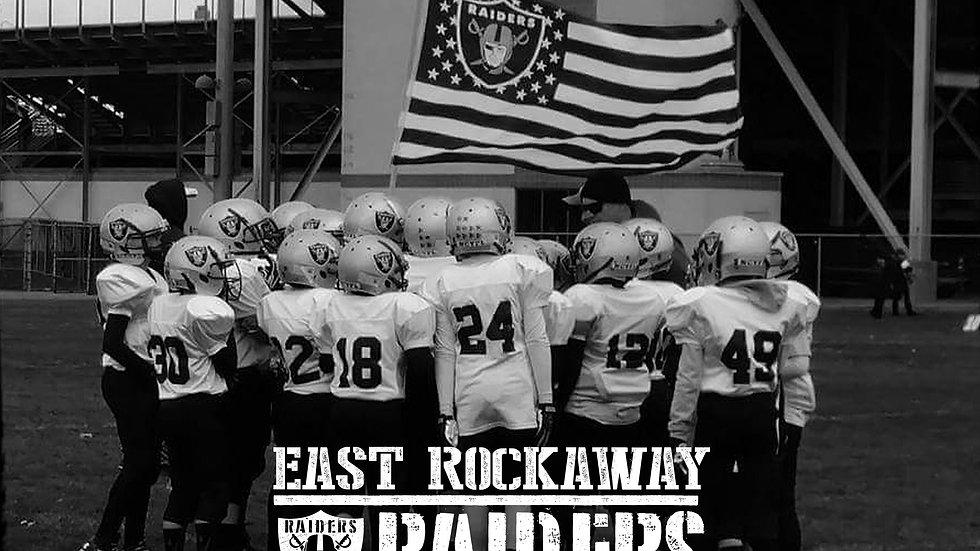 EAST ROCK RAIDERS TEAM POSTER
