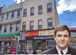 264 Wyckoff Avenue Sold - $1,550,000