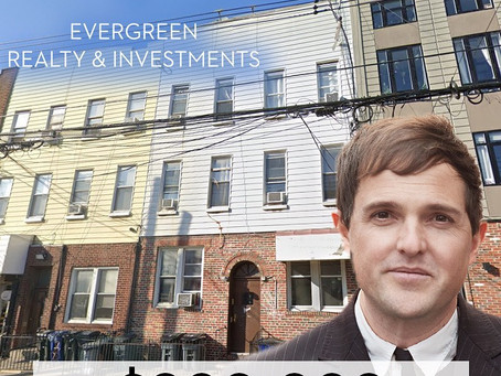 175 Wyckoff Avenue Sold - $800,000