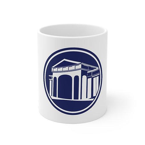 11oz Mug - Blue Icon