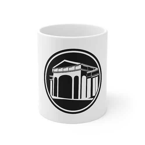 11oz Mug - Black Icon