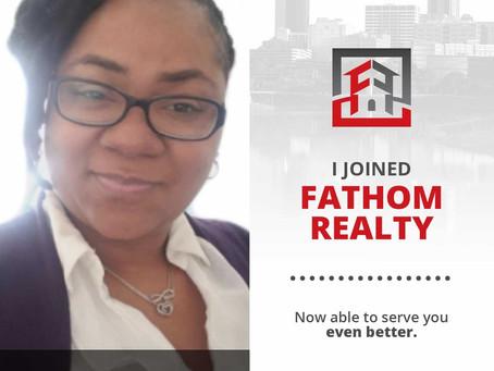Welcome to Fathom Realty Rashida King-Lynch!