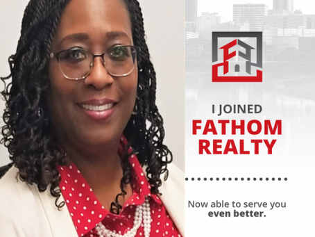 We Welcome Angela Joiner-Jones to the Fathom Realty Family!