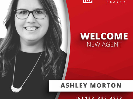 Warmest of welcomes to the Fathom Realty Family Ashley!