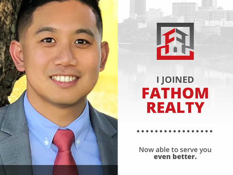 Welcome To The Fathom Realty Family Ryan!
