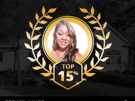 Chayanta Spaniol is named Top Real Estate Agent