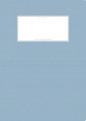 hellblau - A4 Starkpapier (minouki)