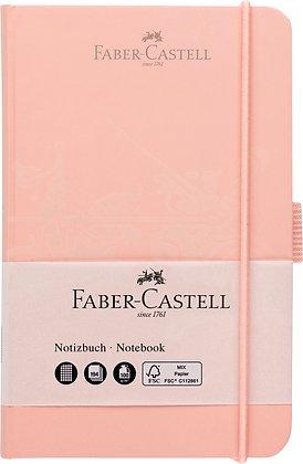 Notizbuch A6 altrosa (Faber-Castell)