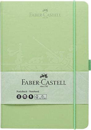 Notizbuch A5 mint (Faber-Castell)