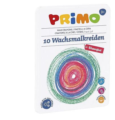 Wachsmalkreiden - wasserfest (Primo)