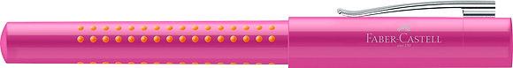 Grip 2010 Füllfeder pink-orange (Faber-Castell)