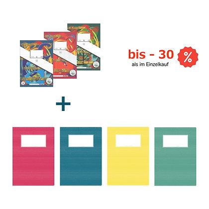 SET: A4 + Umschlag