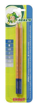 Bleistift - B - Exact  (JOLLY)