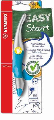 Roller Pen - metallic / blau  (STABILO)