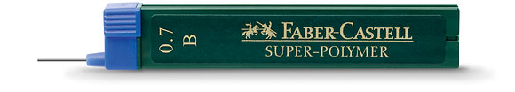 Feinmine Super-Polymer 0,7 mm - B (Faber-Castell)