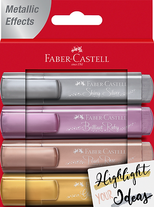 Textliner Metallic (Faber-Castell)