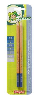 Bleistift - H - Exact  (JOLLY)