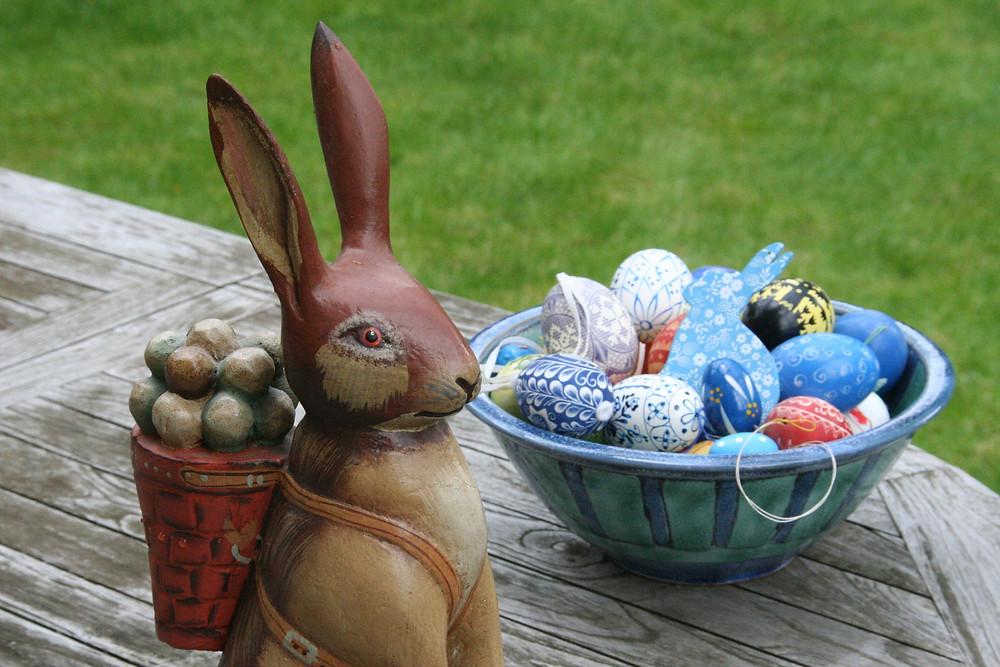 Ostern bei der Schulhefte Aktion