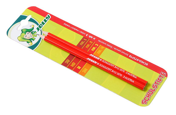 Bleistift - H - Nr. 3  (JOLLY)