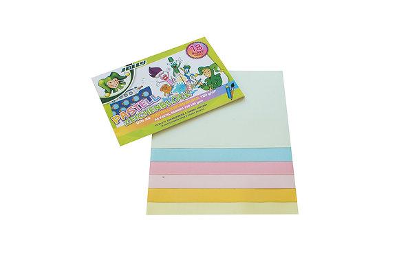 Zeichenblock A4 - Pastell (JOLLY)