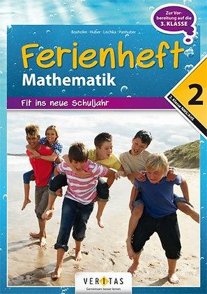 Ferienheft Mathematik 2. Mittelschule / AHS (VERITAS)