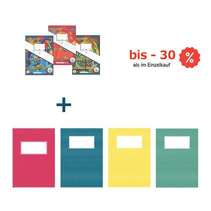 SET: A5 + Umschlag