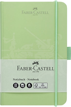 Notizbuch A6 mint (Faber-Castell)