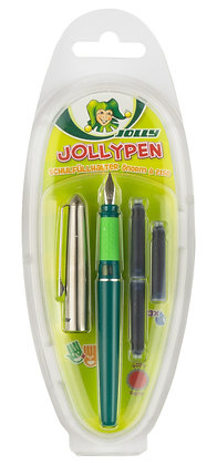 Jollypen Schulfüllhalter grün  (JOLLY)