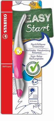 Roller Pen - metallic / pink  (STABILO)