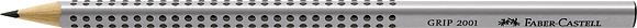 Bleistift GRIP 2001 Standard HB (Faber-Castell)