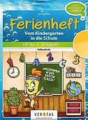 Ferienheft vom Kindergarten in die Schul