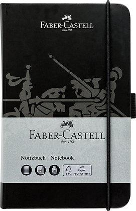 Notizbuch A6 schwarz (Faber-Castell)