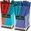 Thumbnail: Bleistift GRIP 2001 Standard B - türkis (Faber-Castell)