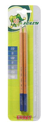 Bleistift - 4H - Exact  (JOLLY)