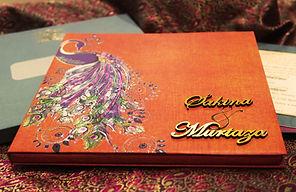 coutour wedding invitation, pune