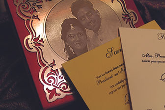 awesome wedding invitation in pune