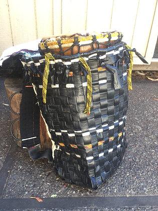 Hand Woven Djembe Drum Bag