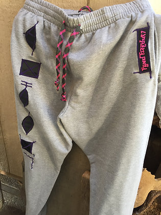 Light Grey sweat pants SizeL