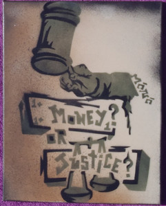 Money or Justice?