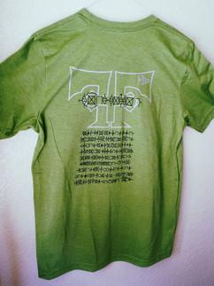 FF CODE tshirt