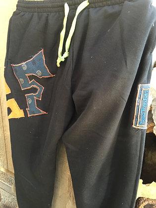 Black XL sweat pants