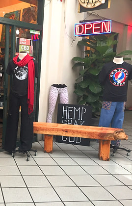 @The Hemp Shack in SLO, CA