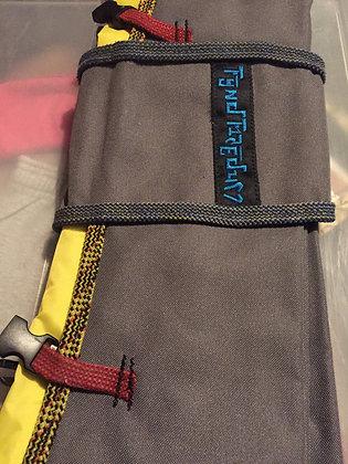 Blue Tarp Rope Bag