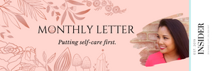 Sign up as an INSIDER to receive emails from Jen Marie Cliff.