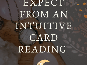 What To Expect From An Intuitive Card Reading