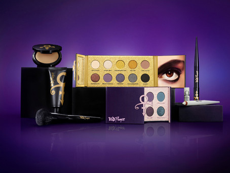 Live Loud in Colour: The Urban Decay Prince Collection